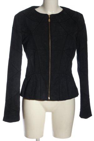 Versace Collection Between-Seasons Jacket black casual look