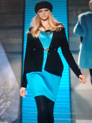 Versace Cotoure Kleid