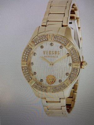 Versace Damenuhr