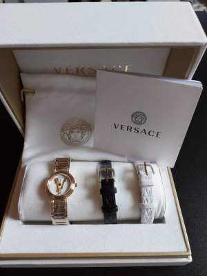 Versace Analog Watch gold-colored