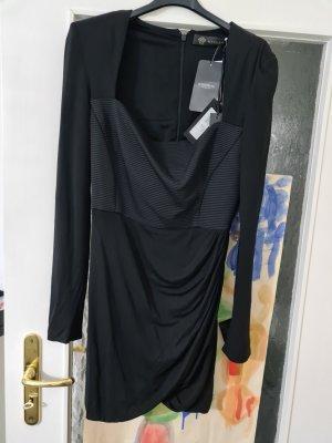 Versace Collection Mini Dress black