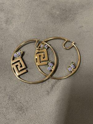 Versace for H&M Kreolen / Ohrringe