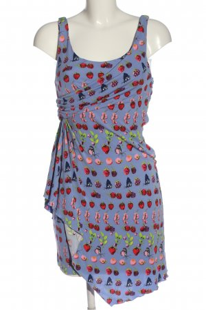 Versace for H&M Pinafore dress allover print casual look