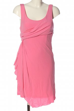 Versace for H&M High Low Dress pink elegant