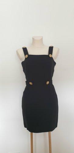 Versace for H&M Cocktail Dress black-gold-colored mixture fibre