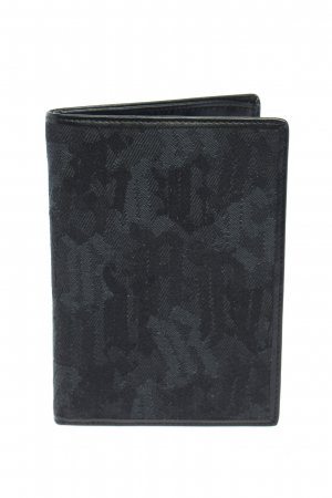 Versace Geldbörse schwarz Casual-Look