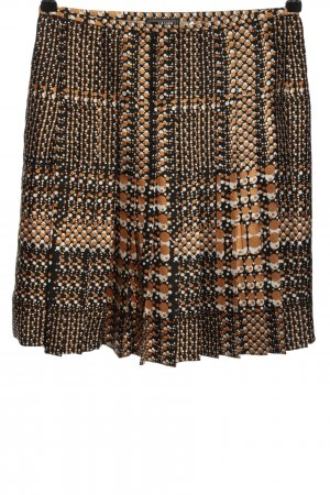 Versace Flared Skirt allover print casual look