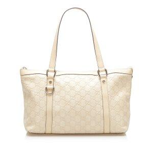 Versace Guccissima Abbey Tote Bag