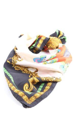 Versace Halstuch abstraktes Muster Casual-Look