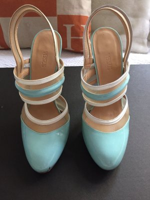 Versace High heels Gr. 40 wie Gr. 39