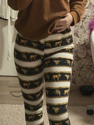 Versace high waist Hose
