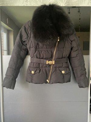 Versace Collection Winter Jacket black