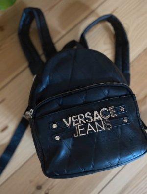 Versace Jeans Laptop rugzak zwart-goud