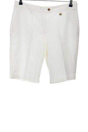 Versace Jeans Bermuda weiß Casual-Look