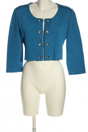 Versace Jeans Bolero blau Business-Look