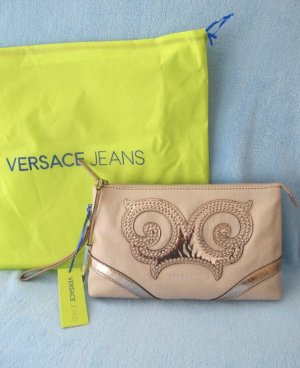 Versace Jeans Clutch beige neu
