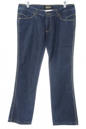 Versace Jeans Couture 7/8 Jeans blau Casual-Look