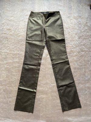 Versace Jeans Couture braun-gold oder bronzefarbene Hose