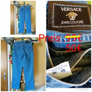 versace jeans couture hose