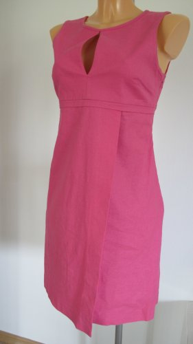 Versace Jeans Couture Kleid 45% Leinen Gr. 34 it. 38 NP 299,-€