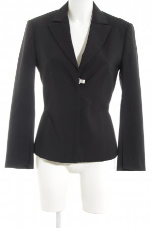 Versace Jeans Couture Kurz-Blazer schwarz Business-Look