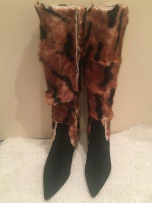 Versace jeans Couture Leder Stiefel