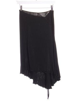 Versace Jeans Couture Rock schwarz Elegant