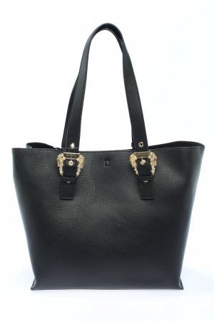Versace Jeans Couture Shopper schwarz Casual-Look