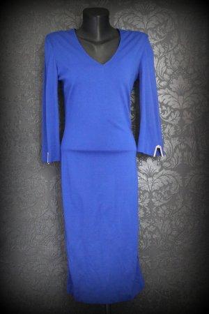 Versace Jeans Kleid in royalblau in 36