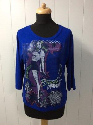 Versace Jeans Shirt mit Print