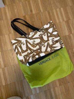 Versace Jeans Borsa shopper bianco