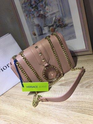 Versace Jeans Tasche / Handtasche rosa altrosa