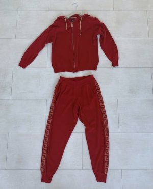 Versace Knitted Twin Set multicolored