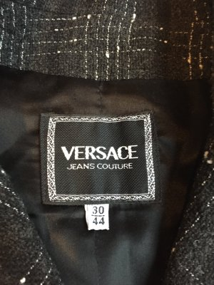 Versace Woven Twin Set black-white