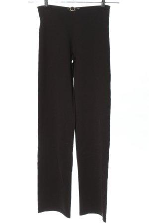 Versace Leggings schwarz Casual-Look