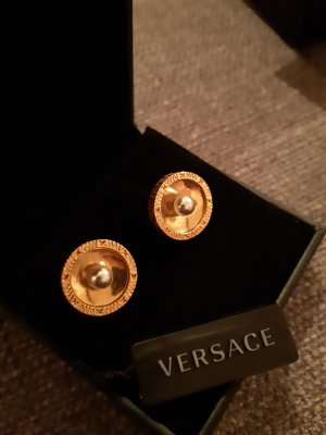 Versace Gold Bracelet gold-colored