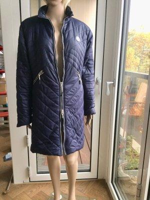 Versace Mantel, dunkelblau, Gr. L,  45 €i