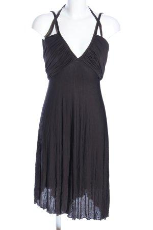 Versace Minikleid hellgrau Casual-Look