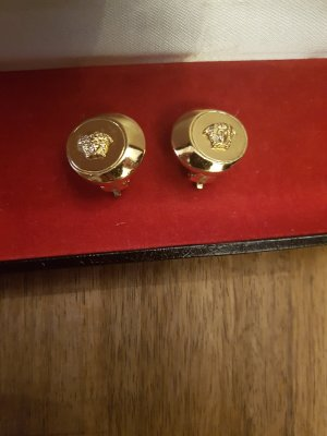 Gianni Versace Earclip gold-colored