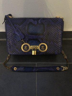 Versace Python leather Icon bag Rarität