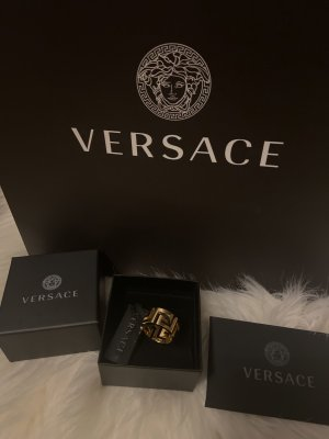 Versace Ring Gold