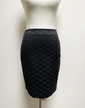 Versace Jupe crayon noir