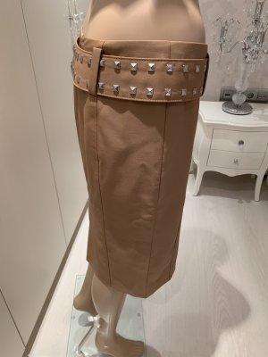 Versace Rock orginal mit Gürtel gr 36 Italenisch 42 100%Wolle