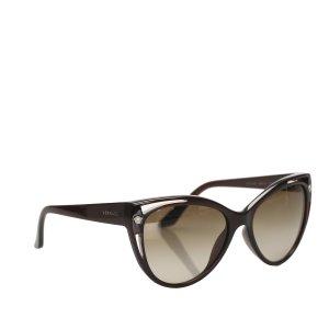 Versace Gafas de sol marrón