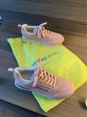 Versace Schuhe in Rosé Neu Gr. 38