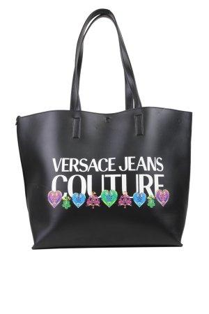 Versace Schultertasche in Multicolor
