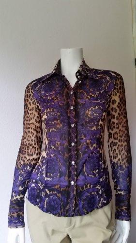 Versace Seide Bluse Größe IT 40, DE 34