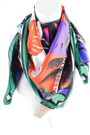 Versace Seidentuch abstraktes Muster Business-Look