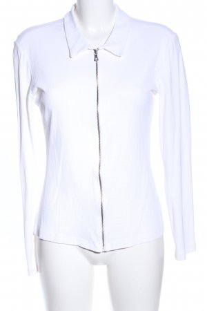 Versace Shirt Jacket white casual look