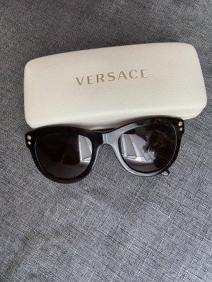 Versace Okrągłe okulary przeciwsłoneczne Wielokolorowy